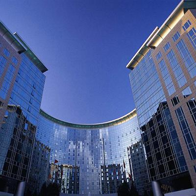 北京万国置地办公空间