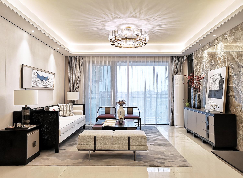 龙光·佛山玖龙玺126亩项目住宅样板间E户型